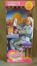 Breakfast With Barbie, Got Milk? w/HoneyNut Cherrios #22965 Special Edition Nrfb