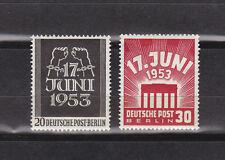Berlin  17. Juni   Mi Nr.110 +111  Postfr**   Mi.50,00€ siehe Bild !!!!!!!!!!!!!