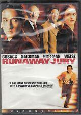 """Runaway Jury"" - lightly Used DVD"