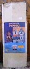 VINTAGE NB180 NEWBERG WOODEN MANSION  DOLL HOUSE KIT
