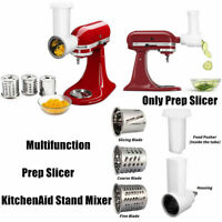 For KitchenAid Stand Mixer Prep Slicer/Shredder Attachment Food Processor