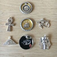 Ancient Landmark, Wonders Of The World Fridge Magnets Set Of 7 Charmed Magnets