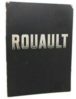 James Thrall Soby GEORGES ROUAULT  1st Edition 1st Printing