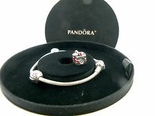 Authentic New Pandora 2012 Holiday Precious Gift Set  2 clips, Charm,  Gift Box