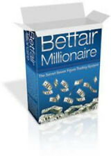 Betfair Millionaire Horse Racing System (Auction)