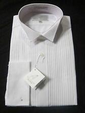New Kids White Neil Allyn Wing Collar Ringbearer Tuxedo Shirt Size Boys XS BXS