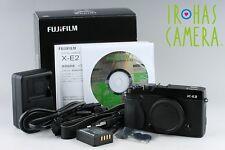 Fujifilm X-E2 Mirrorless Digital Camera With Box #10459