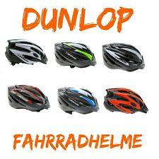 DUNLOP Fahrradhelm BMX Mountainbike Helm Bikerhelm Größe S M L Unisex MTB Roller
