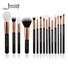 15pcs Makeup brushes set Powder Foundation Eye shadow blending Pencil kit Jessup
