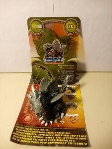 Personaggio STRADIMETRODON N° 20 Dinofroz Combact 3ª Serie + Card e Foglietto