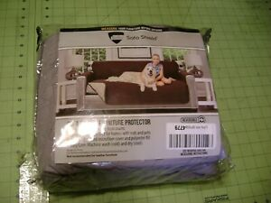 "Sofa Shield Furniture Protector - Grey 76"" L X 34.5 W"