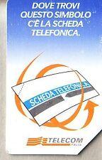 Telefonkarte Italien gut erhalten + unbeschädigt (intern: 2261 )