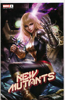 NEW MUTANTS #1 (DERRICK CHEW EXCLUSIVE VARIANT) COMIC BOOK ~ Marvel ~ IN STOCK