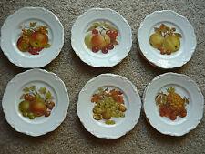 SET OF 12 WINTERLING PLATES/ROSLAU BAVARIA GERMANY/DISCONTINUED PATTERN