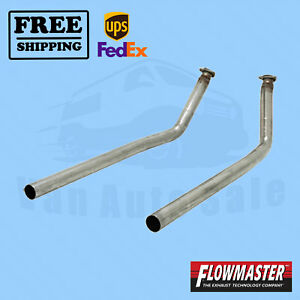 Exhaust Pipe Header FlowMaster for 1967-1972 GMC C15/C1500 Pickup