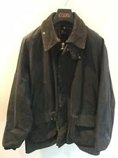 """Barbour Bedale Jacket 44"""" 112cm Navy Used Rarely Worn"""