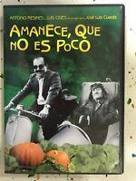Alba che Non È Poco DVD Jl Corda Antonio Resines Luis Ciges Saza Isbert Am