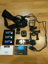 GoPro Hero Session Waterproof Action Camera plus accessories