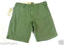 $60 Mens RALPH LAUREN Denim & Supply Preppy Slim Shorts 40 WAIST Green khaki gr