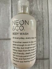 Neon & Co Body Wash NEW 250 mL Free Shipping Made In Australia
