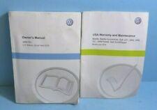 16 2016 VW Jetta GLI owners manual