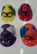 Plastic Jockey Hat - Assorted Colours (1 hat)