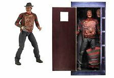"NECA NIGHTMARE ON ELM STREET PART 3 - 1/4 SCALE FREDDY DREAM WARRIORS 18"" FIGURE"