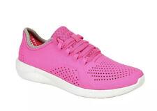 New Crocs Literide Pacer Electric pink Women's 9 Sneakers Rubber