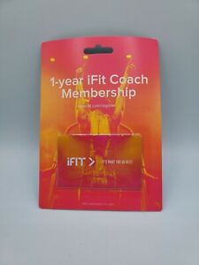 iFIT Coach  1 Year Membership