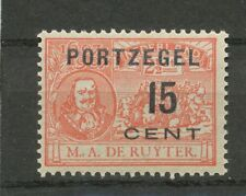 Nederland Port 40 P ongebruikt