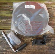 NEW Roland CY-5 Dual Zone Hi-Hat Cymbal Pad w/ NEW MDH-7U Pad Mount & Clutch Kit