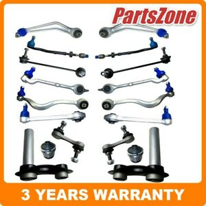 Front Rear Control Arm Thrust Arm Ball Joint Kit x18 Fit for BMW E39 525 528 530