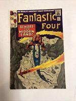 Fantastic Four (1966) #  47 (Fine)   3rd App Inhumans