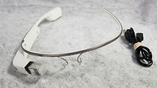 Google Glass Cotton White Smart Glasses with USB Cable ONLY Grade A