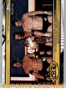 2019 NXT #37 Undisputed Era
