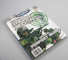 Offizielles Lösungsbuch Lösung Spieleberater zu Tom Clancys Ghost Recon