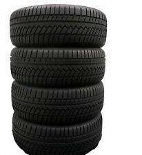 4 X Continental 225/55 R16 95H 0 9/32-0 5/16in WinterContact TS 850 P Winter