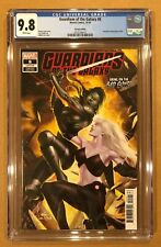 GUARDIANS OF THE GALAXY # 8 CGC 9.8. IN-HYUK LEE VARIANT (10/19).