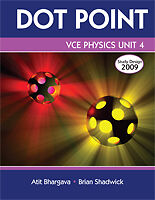 VCE Physics Unit 4 Dot Point