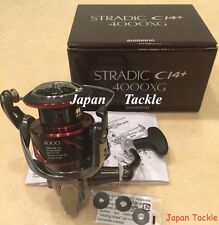 NEW SHIMANO STRADIC CI4+ 4000XGFB 4000XG FB **SUPER FAST 1-3 DAYS DELIVERY**