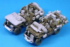 LEGEND PRODUCTION, LF1245, Willys MB Stowage set  for 2 vehicles, 1:35