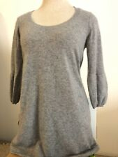 Vince Bergdorf Goodman Soft Lightweight Cashmere Sweater Tunic MEDIUM