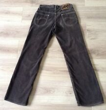 LEE JEANS VINTAGE CORDS SIZE 28 X 28 MADE IN USA SEE DESCRIPTION