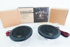 "Memphis Car Audio 15-PR50S 5.25"" 2-WAY SPEAKER SYSTEM NEW"