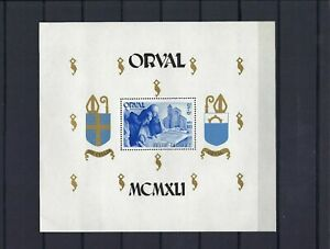 [LG18662] Belgium N°BL11 Orval MNH ** COB € 25,00 2ND