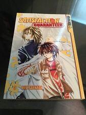 Satisfaction Guaranteed Vol. 3 by Ryo Saenagi Manga Graphic Novel