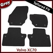 Volvo XC70 Auto Tailored Fitted Carpet Car Mats GREY (2007 2008 2009 2010 ...)