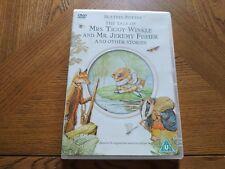 Beatrix Potter - Tales Of Mrs Tiggy Winkle (DVD, 2006)
