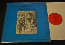 BLUEGRASS LP Benny Jarrell Lady of the Lake Heritage 8