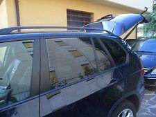 RENAULT CLIO 5PORTE 2006-2012 TENDINA COME VETRI OSCURATI STATICA SU MISURA